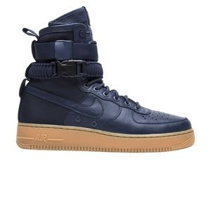 """SF Air Force 1 """"Midnight Navy"""""""